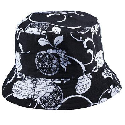 Sunscreen Bucket Hat Holiday Cap