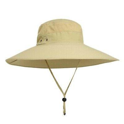 Bucket Hat Outdoor Fishing Cap Sun Hat Hot