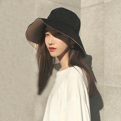 Women's Cozy Brim Anti-UV Fisherman Beach Cotton Hat