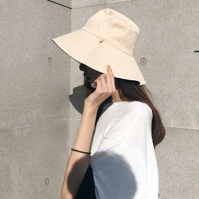 Women's Brim Beach Hat