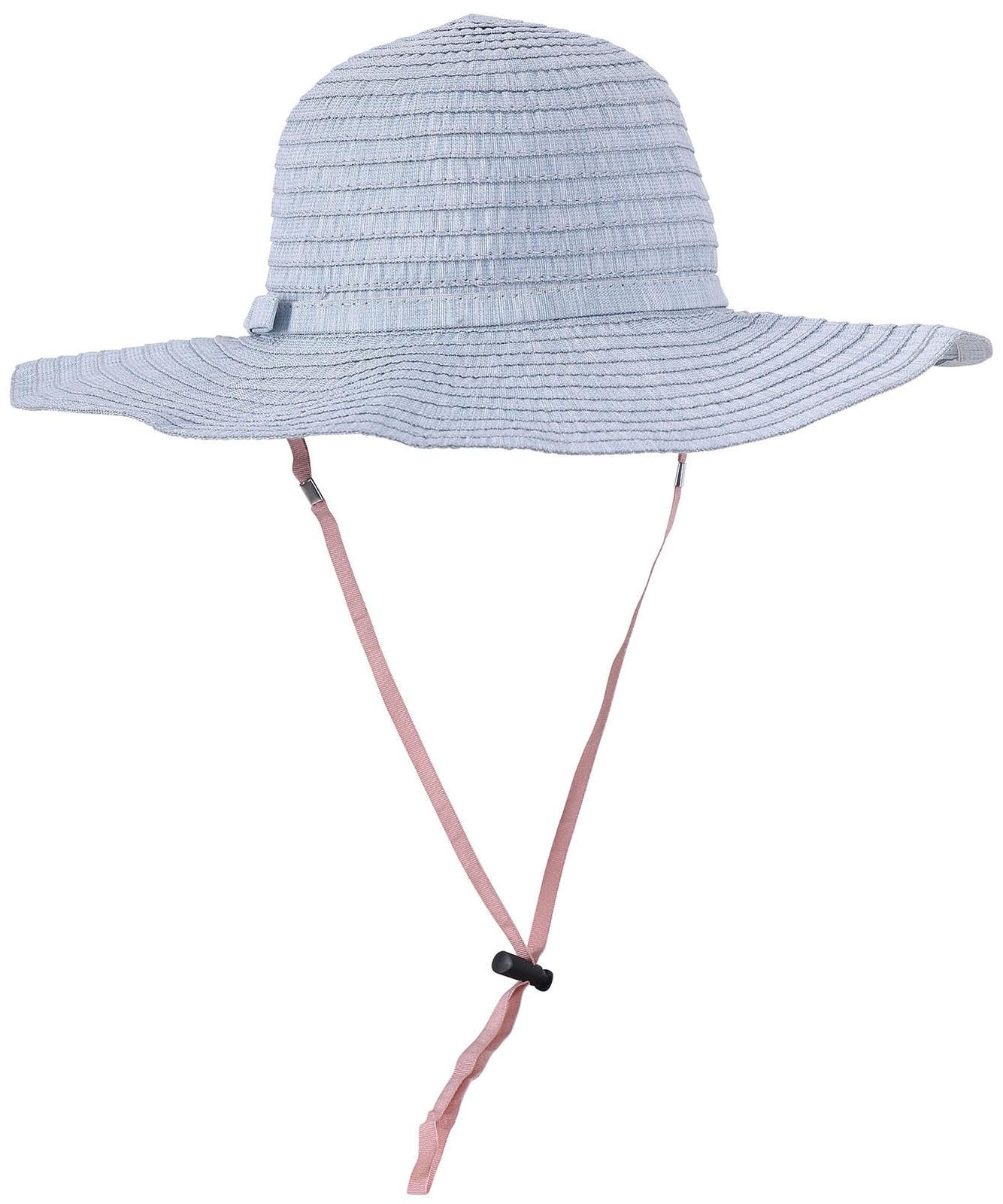 Women's Floppy Packable Wide Brim Sun Shade Derby Beach Buck