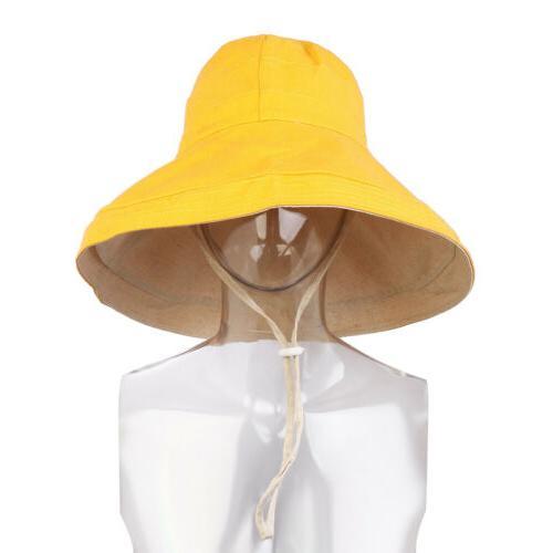 Women Travel Sun Hat Holiday Wide Brim Boonie
