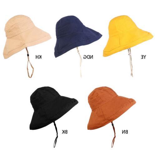 Women Travel Sun Cap Hat Boonie