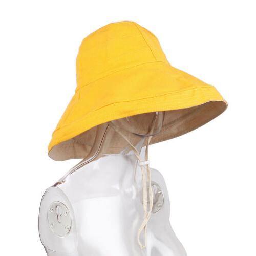 Women Sun Hat Holiday Brim Bucket Hat