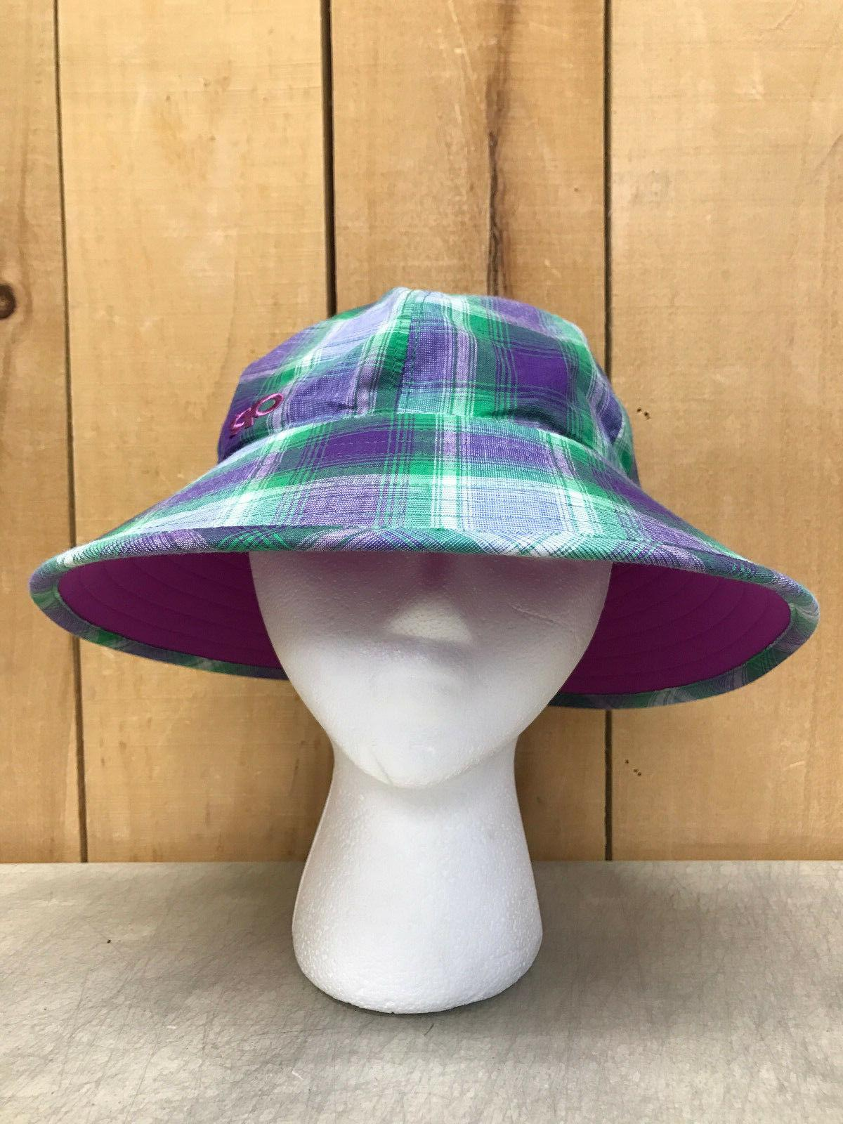 womens arroyo sun bucket hat reversible ultraviolet