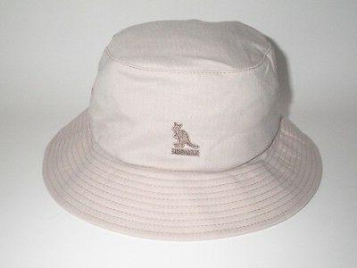 NEW Kangol Hat S/M Cap Flexfit Golf Tan Khaki