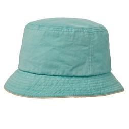 Ladies Dorfman Pacific Washed Twill Bucket Hat One Size BH19