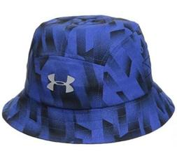 Under Armour Little Boys Printed Warrior Bucket Hat Ultra Bl