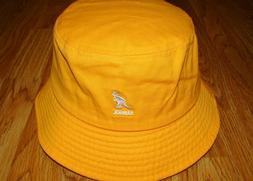 Marigold  KANGOL  Washed   Bucket  Hat  Style K4224HT