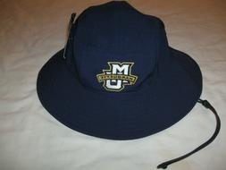 Marquette Golden Eagles Bucket Hat Cap Under Armour New W/Ta