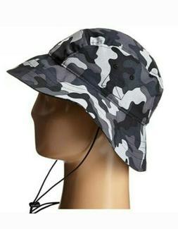 Under Armour Men's ArmourVent Bucket Hat OSFA, Camo Black, 0