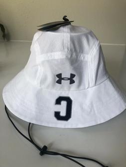 Under Armour Men's ArmourVent Warrior Bucket 2.0 Hat, White