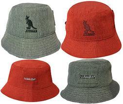 Kangol Men's  Bad Habit Bucket Hat style K1826ST multi color