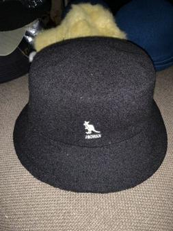 Kangol Men's Bermuda Bucket, Black, X-Large
