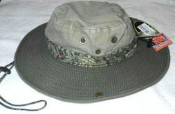 Mossy Oak Men's Boonie, Bucket Style Hat - UPF 50+, Camo Und