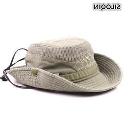 SILOQIN Men's Cap Summer 100% Cotton Retro <font><b>Mesh</b>