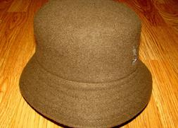 Men's Classic Kangol Wool Lahinch Bucket Hat Color  Camo