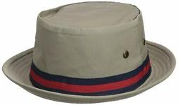 Stetson Men's Fairway Bucket Hat Khaki Large