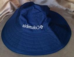 Men's COLUMBIA Omni-Shade Sun Protection UPF 30 Bucket Hat B