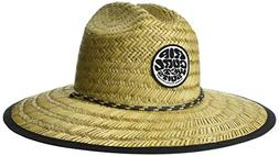 Rip Curl Men's Paradise Straw Lifeguard Sun Hat, Natural, 1S