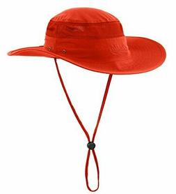 Home Prefer Men's Sun Hat UPF 50+ Wide Brim Bucket Hat Windp