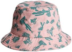 Coal Men's The Ernie Bucket Hat, Cactus, Large