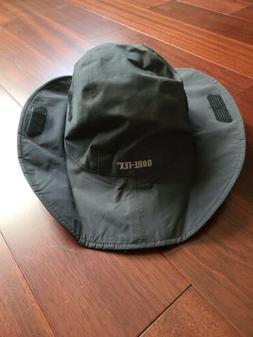 Men Outdoor Research Seattle Sombrero Gore Tex Hat Safari Ra
