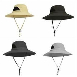 Men Women Outdoor Boonie Bucket Hat Cap Fishing Hiking Milit