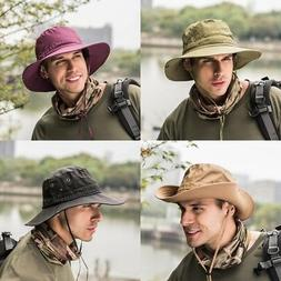 men women outdoor bucket hat hunting fishing
