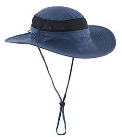 Home Prefer Mens Mesh Bucket Hat UPF 50+ Sun Hat for Outdoor