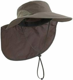 Home Prefer Mens UPF 50+ Bucket Sun Hat Wide Brim Fishing Ha