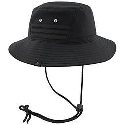 adidas Mens Victory II Bucket Hat Black/Black One Size