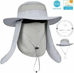 mens waterproof sun hat outdoor uv sun