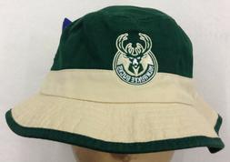 NBA Milwaukee Bucks Adidas Bucket Safari Flex Fit Cap Hat Be