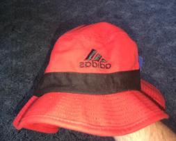 NBA Portland Trailblazers Adidas Men's Red/Black Bucket Ha