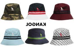 NEW 2020 Kangol Hats Stripe Lahinch Bucket Hat -Summer -Golf