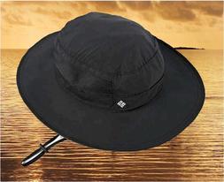 New Columbia Bora Bora™ II Black Booney Bucket Hat Cap