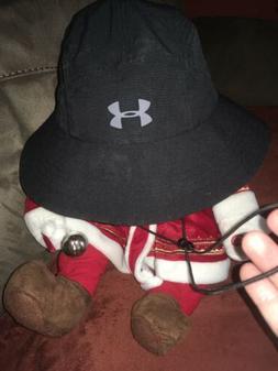 NEW Under Armour Bucket hat, sun, rain, with cord  RARE ..Un