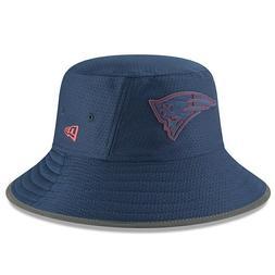 New England Patriots New Era Bucket Hat 2018 On Field Team C