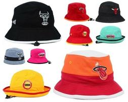 New Era and Mitchell Ness NBA Bucket Fish Boat Authentic Bas