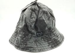NEW HAT BUCKET BILLABONG GARAGE GRAY ONE FIT  UP TO 7 1/4