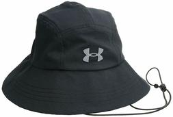 NEW! Under Armour Men's ArmourVent Warrior 2.0 Bucket Hat-Bl