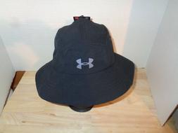 New Men's UA Under Armour Vent Bucket Hat - 1307128-001 Blac