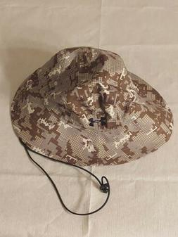 New Under Armour Men's Bucket Hat- Camo