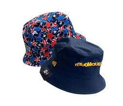 New Loudmouth Golf New ERA Stars USA Fitted M/L Bucket Rever