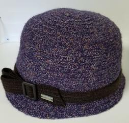 NEW NWT Betmar New York Maya Bucket Purple Ladies Womens Hat