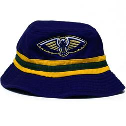 New Orleans Pelicans Adidas Mens Pride Bucket Hat S/M