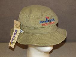 New Adams STEAMBOAT Colorado Wide Brim Bucket Hat Size Adult