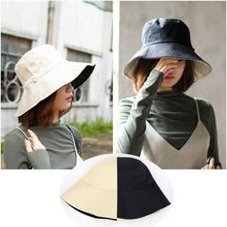 NEW Summer Fashion Outdoor Beach Bucket Hat Boonie Fishing H
