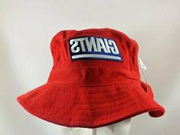 new york giants nfl vintage bucket hat